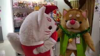 2012.12.22 タカプラボッケモンランドで行われたクリスマスイベント(18...