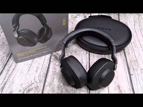 Jabra Elite 85H Active Noise Cancelling Headphones - Are They Worth $300?