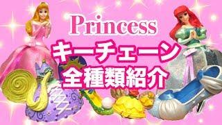 プリンセスキーチェーン全種類紹介【ディズニーリゾート】 thumbnail