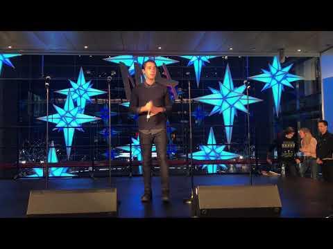 Dear Evan Hansen's Michael Lee Brown sings Waving Through a Window