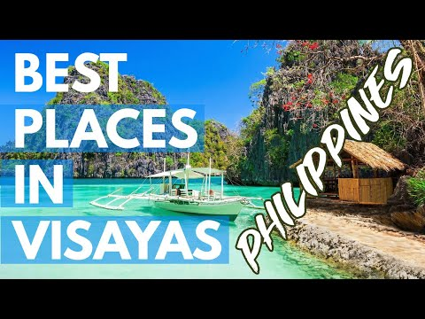 10 Best Travel Destinations in Philippines - Visayas