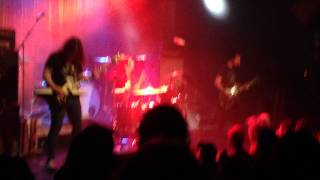 Mutoid Man - clip 1 - 12/11/14 Music Hall of Williamsburg, Brooklyn
