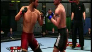 let s play ufc 2009 undisputed part 1