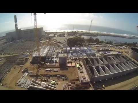 Carlsbad Desalination Plant Aerial View