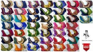 50 blouse designs