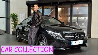Hatem ben arfa car collection