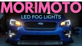 homepage tile video photo for MORIMOTO LED Fog Lights   2015-2017 Subaru WRX/STI