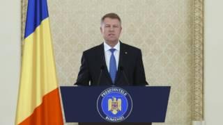 STIRIPESURSE.RO Klaus Iohannis îl desemnează pe Mihai Tudose pentru funcție de prim-ministru