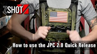ZShot Quickie - How to Quick Release the JPC 2.0