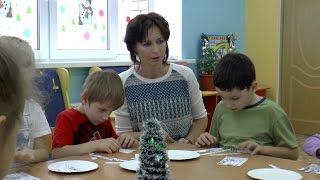 Занятие в подготовительной группе Ляликовой Людмилы Николаевны