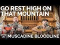Muscadine Bloodline - Go Rest High On That Mountain (Acoustic Cover) // The Church Sessions