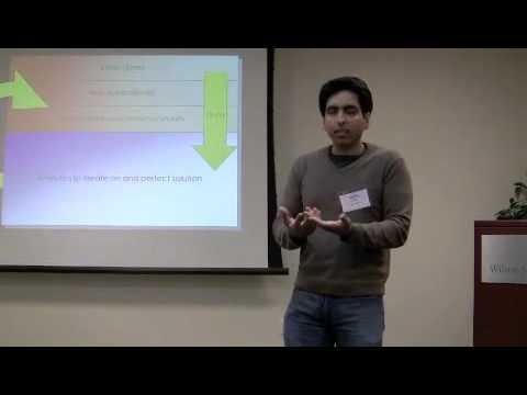 Salman Khan Talk at the MIT Club of Northern California