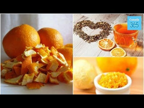 5 Alternative Uses for Orange Peels - Canada 365