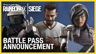Rainbow Six Siege: Battle Pass Announcement | Ubisoft [NA]