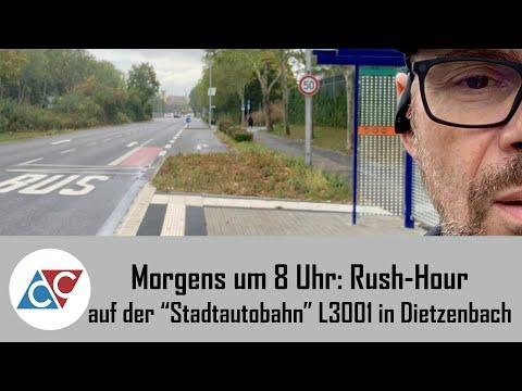 L3001 In Dietzenbach - Fahrrad Freundlicher Umbau?