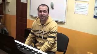 """Музыка из к/ф """"Игрушка"""" - играем с нуля за 3,5 недели"""