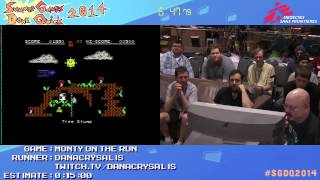 Summer Games Done Quick 2014 - Part 76 - Monty On The Run