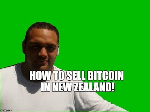 How to Sell Bitcoin in New Zealand! (Coinbase still doesn't work in NZ!)
