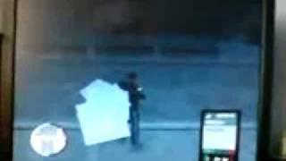 GTA IV gameplay on very slow pc I