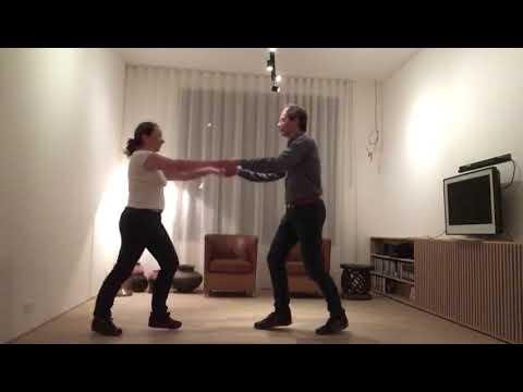 Dag 5: Tom & Anouk zijn prima gemotiveerd voor hun Disco Swing