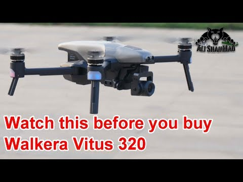 Watch This Before You Buy Walkera Vitus 320
