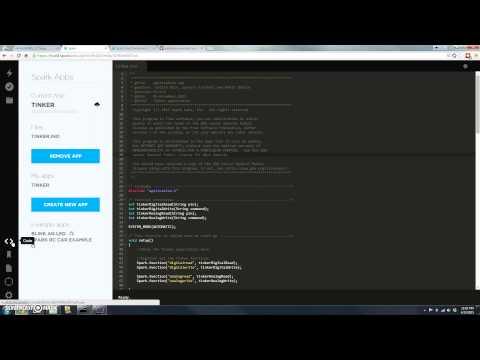 Spark Webhook Tutorial - Send a SMS!