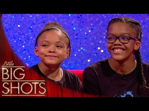 Bgirls steal the  with hilarious   Little Big Shots