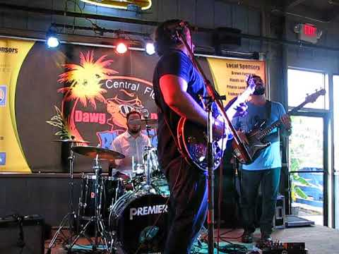 Kevin Maines And The Volts 2017 Dawg Dayz Blues Festival