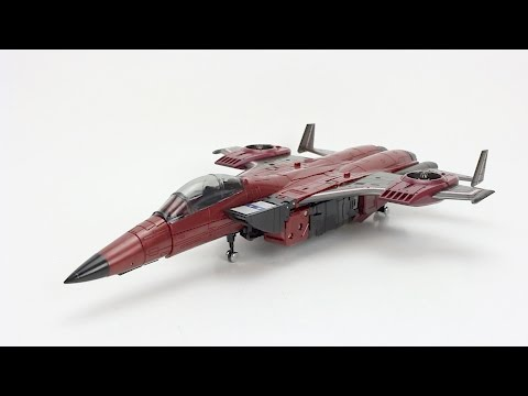 ToyWorld TW-M02B Assault (Transformers Masterpiece Thrust) Review