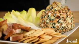 Party Recipes - How to Make Spinach and Artichoke Feta Balls