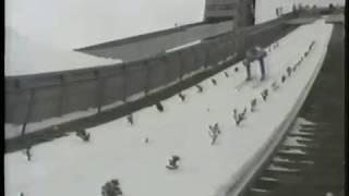 1988 Winter Olympics - 70 Meter Ski Jump
