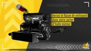 Comment nettoyer votre moteur avant la vidange ?