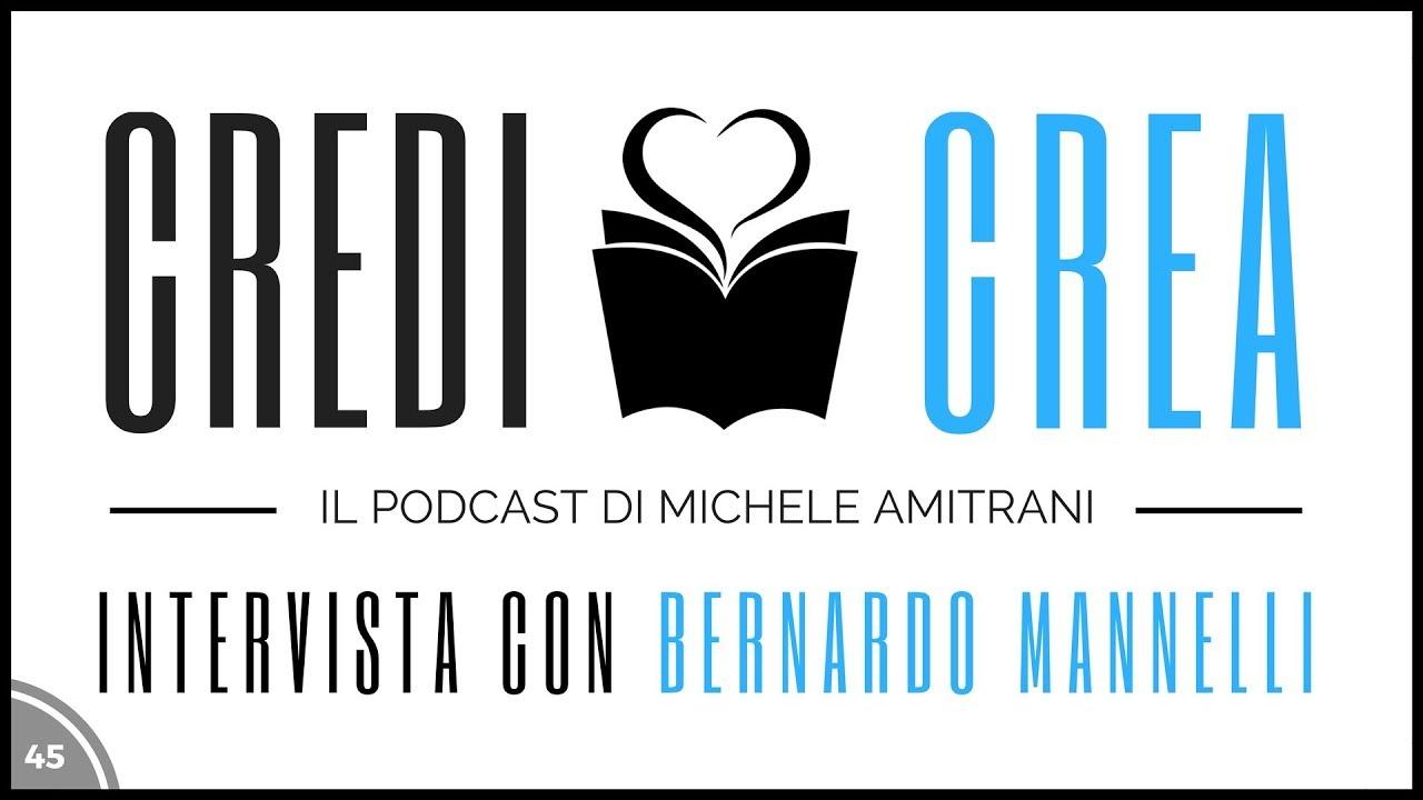 (#45) Credi Crea - Aumentare la produttività con i tools (Intervisto Bernardo Mannelli)
