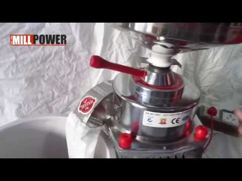 Mill Power Domestic SS Flour Mill (1983) | 74359 26060 | Online Demo