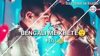 Angrezi mein kehte hain i love you 💞| whatsapp status | old is gold