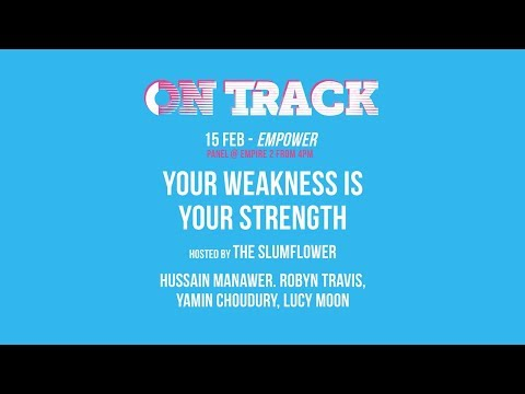 On Track Festival - Your Weakness Is Your Strength