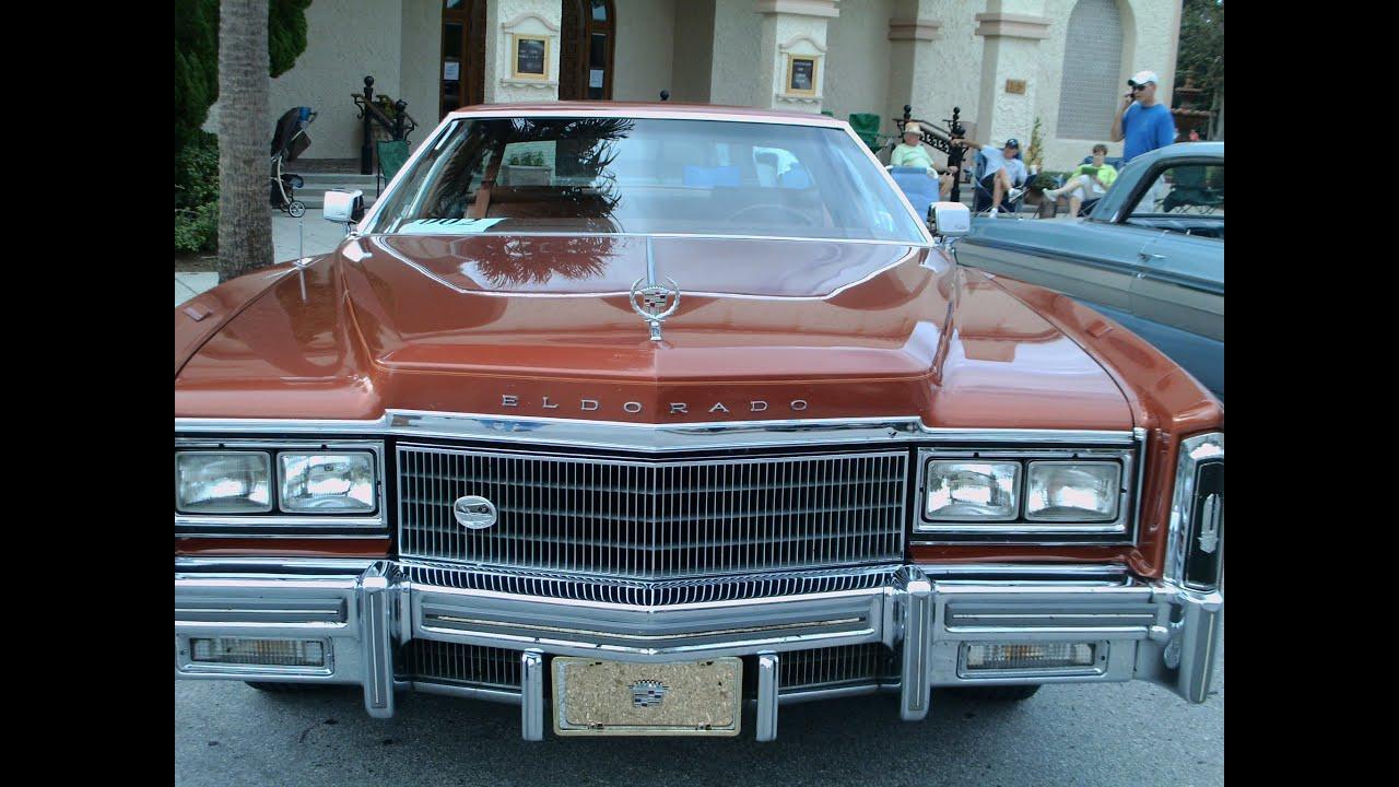 1977 Cadillac Eldorado Coupe Brn TVil091512 - YouTube