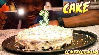 THE BEST CAKE EVER MADE. | Cooking With Kenshin #7 (3 Million Subscriber Special)