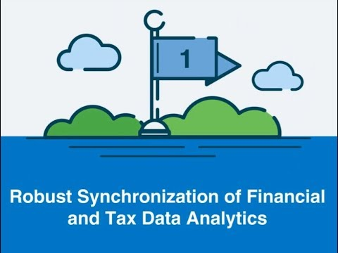 CFO Roadmap | Robust Synchronization of Financial and Tax Data Analytics