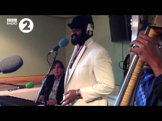 "Gregory Porter – ""You Send Me"" live on Chris Evans Breakfast Show"