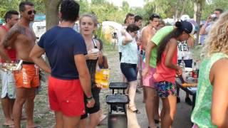 Camping Fleurs d'Agde CAPFUN apéro des campeurs
