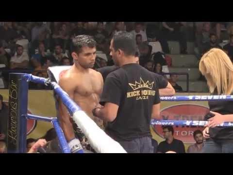 Τεο Γιαννόπουλος vs Usman Mohammad The Battle 12 -EFL