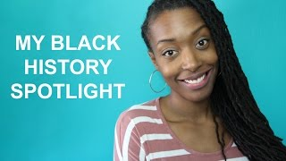 Chescaleigh's Black History Month Spotlight