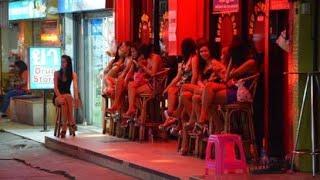 Walking Street , Pattaya  THAILAND