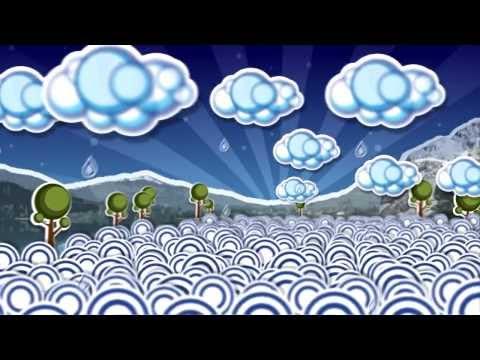 วิชาโลกดาราศาสตร์อวกาศ - การเกิดหยดฝน
