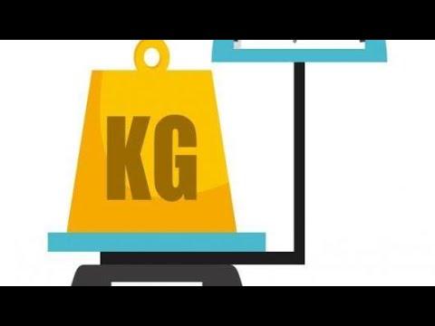 تحويل من باوند إلى كيلو جرام Youtube 5