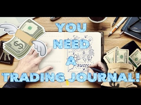 The Trade Log is a journal for serious