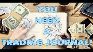 How To Create A Trading Journal - Log Your Trades - Options Trading TOOLS - How To Trade Options