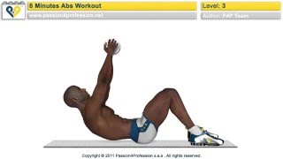Рельефный Пресс за 8 минут, 3 уровень. Как накачать кубики пресса. abs workout training(, 2016-03-24T18:33:03.000Z)