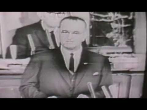 1964 U.S Elections - Johnson